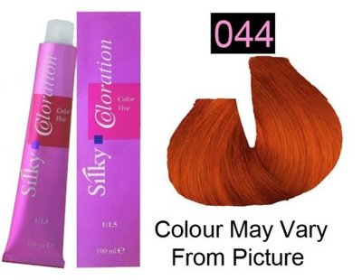 Silky Coloration Haarverf 044 Copper 100ml