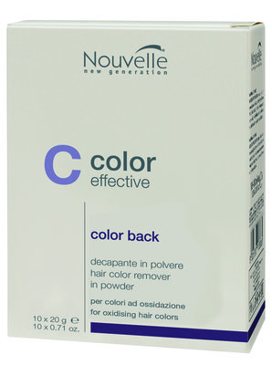 Nouvelle COLOR BACK 10x 20gr