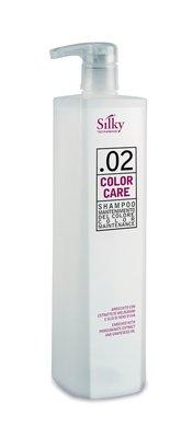Silky .02 Maintenance Color Care Shampoo 1000ml