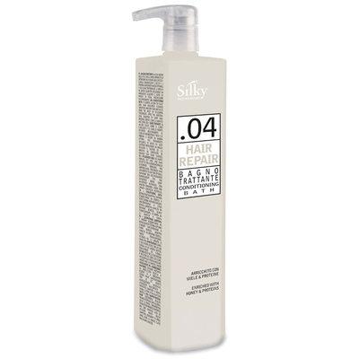 Silky .04 Hair Repair Bagno Shampoo 1000ml
