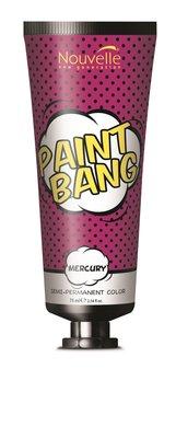 Paint Bang Mercury Haarverf 75ml Framboos