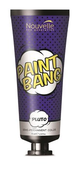 Paint Bang Pluto Haarverf 75ml Blauw