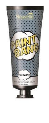 Paint Bang Saturn Haarverf 75ml Staal Blauw