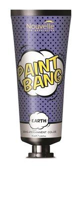 Paint Bang Earth Haarverf 75ml Violet Grijs
