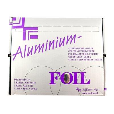 Nebur Aluminium Folie 2 rollen 20cm