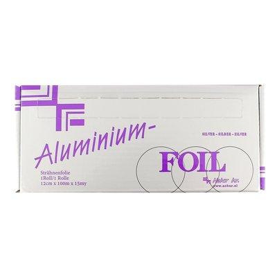 Nebur Aluminium Folie Zilver 100m x 12cm