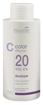Nouvelle Waterstof 6% 100ml Color Effective