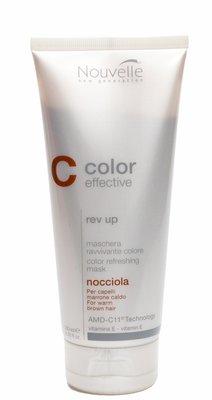 Nouvelle ColorGlow Rev Up Nocciola 200ml Color Refreshing Mask
