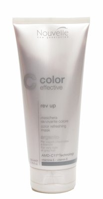 Nouvelle ColorGlow Rev Up Argento 200ml Color Refreshing Mask