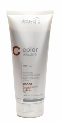 Nouvelle ColorGlow Rev Up Cacao 200ml  Color Refreshing Mask