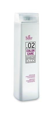 Silky .02 Maintenance Color Care Shampoo 250ml