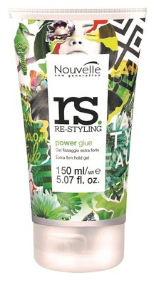 Nouvelle Re-Styling Power Glue Gel NEW 150ml