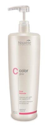 Nouvelle ColorGlow True Blonde Shampoo 1000ml