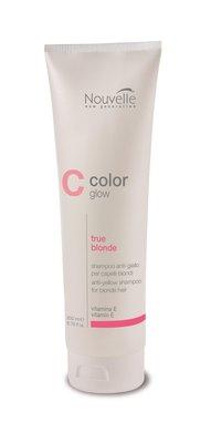Nouvelle ColorGlow True Blonde Shampoo 200ml