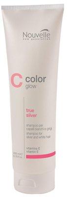 Nouvelle ColorGlow True Silver Shampoo 200ml