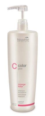 Nouvelle ColorGlow Orange Killer Shampoo 1000ml
