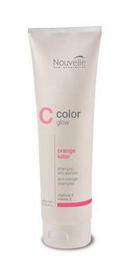 Nouvelle ColorGlow Orange Killer Shampoo 200ml