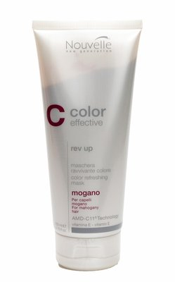 Nouvelle ColorGlow Rev Up Mogano 200ml Color Refreshing Mask