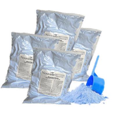 Nouvelle REFILL DECO 4X500GR BLUE bleaching powder