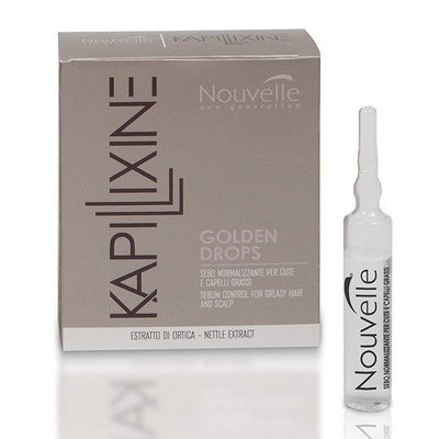 Nouvelle Kapillixine Golden Drops 10 x 10ml