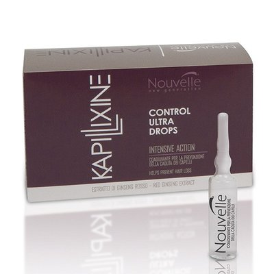 Nouvelle Kapillixine Control Ultra drops 10 x 7ml