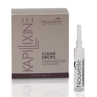 Nouvelle Kapillixine Clean Drops 10 x 10ml