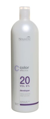 Nouvelle Waterstof 6% 1000ml Color Effective
