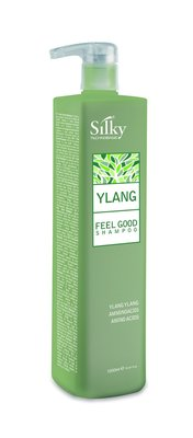 Silky Ylang Feel Good Shampoo 1000ml