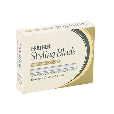 Feather Styling Blades 10 stuks
