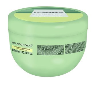 Eslabondexx Clean Care Color Maintainer Mask - 300ml   HD-Haircare
