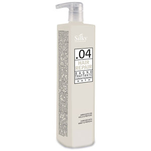 Silky .04 Hair Repair Bagno Shampoo 1000ml - HD-Haircare
